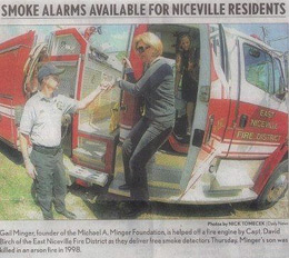 Smoke Alarms Available for Niceville Residents