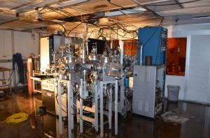 UMD Lab Fire