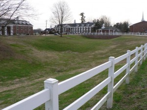 Site of the future Amadeus House at the University of the Cumberlands